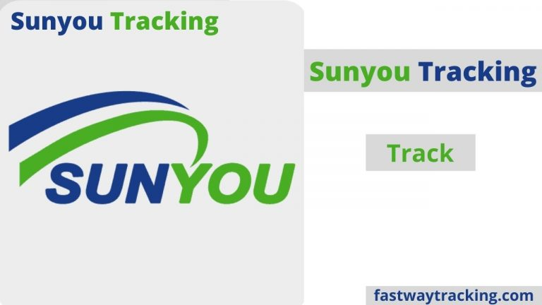 Sunyou Tracking-Trace your parcel