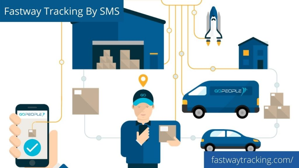 Fastway Tracking By SMS