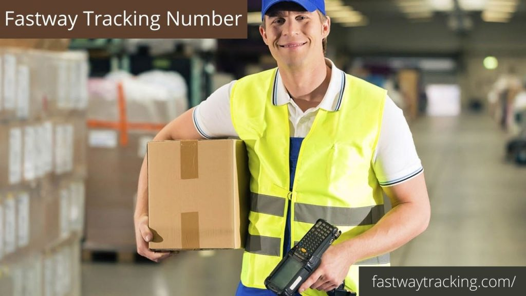 Fastway Tracking Number