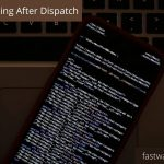 Fastway Tracking After Dispatch
